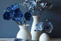 ~Navy & White / by Kelly De Laurentisღ
