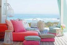 { OUTDOOR LIVING } / Beautiful outdoor living spaces, gardens, indoor-outdoor living &  inspiration