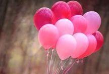 Inspiring { Balloons } / by The Little Wedding Helper