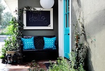 Front Porch Decor / by Stacy Cardwell
