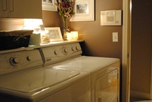 Happy Laundry Room / by Stacy Cardwell