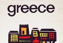 Vintage Travel Posters / Vintage Travel Posters about Greece! 