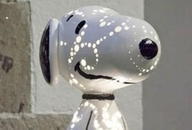 Snoopy - Figurines & Statues / by Candace Heezen