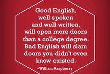 Teach: English