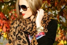 The Leopard Scarf