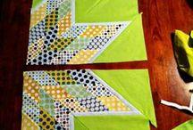 Quilt tutorials / by Esther Bjorlie Donohue