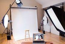 photo - studio techniques / by Hadrien Gaudouen