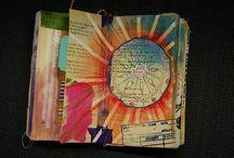 Art Journaling / by CREAgeous Living!