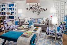 { FRESH INTERIORS } / Fun, fresh, modern, inspired interiors