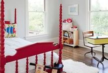 Righteously Red / Red room and decor inspiration
