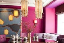 Radiant Orchid: 2014 Pantone Color of the Year / Beautiful radiant orchid color, Pantone color of the year 2014, Pantone obsession
