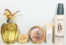Cosmetics/Cosméticos