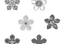 SU :: Petite Petals / See 2015/16 AC pg 78. Coords with Petite Petal Punch. Buy here now: http://www.stampinup.com/ECWeb/ProductDetails.aspx?productID=133155&demoid=2114846