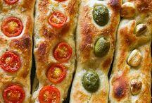 Recipes - bread/baking