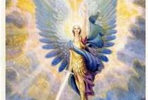 Angels! / For the love of those beautiful beings who love us. Angels are awesome!  #Angels  #Ascendedmasters   / by Kari Samuels