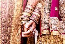 Bollywood | Wedding / Ideas and inspiration for having a Bollywood themed wedding
