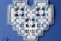 Handwork/Needle Arts / Hardanger, embroidery, counted cross stitch, etc.