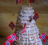Norwegian Table/edibles