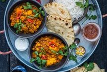 Curry Galore / Curries in every form and from all over the World!