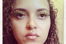 Olhos Maquiados / Tutoriais de olhos maquiados