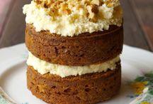 Recipes - healthier baking