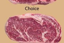 Foods-Meat, Fish, Poultry