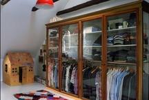 Carrie Closet / I dream of a walk in Carrie Closet! / by Born & Bred Studio