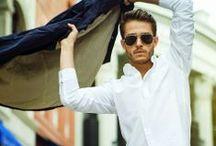 || men's fashion . ||  / all things men should wear.  / by Kate Darowski