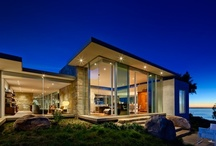 dream homes / by Jenaleigh Ridge