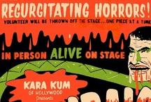 Horror, Comix & Fun
