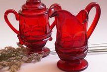 Collecting Ruby Glass / by Lulu Garrett