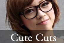 Cute Hairstyles / Some really cute hair styles. / by Hairstyles Weekly