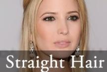 Straight Hairstyles - Best Straight Hair Ideas
