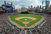 At Comerica Park