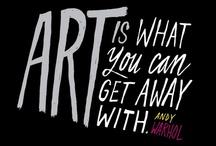 Make More Art, Self / for the times I feel creative / by Annika Birnbaum