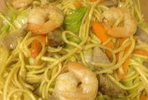 Oriental food / by Karen Rahmel
