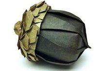 Origami / Printable / paper art
