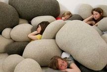Bean Bags / by Mary Coakwell-D'Attilio