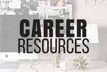 Career - Resources / Career resources at your finger tips. Check out some helpful tips and tricks for making money online or applying for jobs online. Helpful tips on resume writing and sites to check out. Learn as much as you can.
