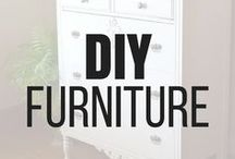 DIY Furniture / From curb-side, thrift store, yard sale DIY FURNITURE projects to random upcycled furniture projects... this board is focused on creativity and FURNITURE projects that think outside the box. RULES FOR CONTRIBUTORS. 1) KEEP YOUR PINS WITHIN THE DIY FURNITURE PROJECTS. 3) No 24 hours Limits. 4) 5 pins at a time. 5) If you want to be a contributor please follow this board and my profile & email me at artsandclassy@gmail.com to request and invite to this board.