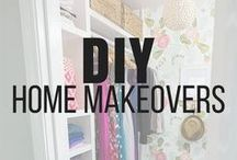 Home Makeover on a Budget / DIY related projects or anything related to transforming a room/space. #diyhomemakeover #beforeandafter #transformyourhome #diyroomdecor #homedecor #makeovermyhome #hometransformation #roomtransformation