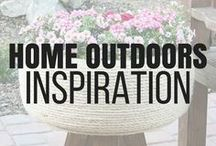 Outdoors Projects / This board is dedicated to helping you plan out your outdoor space. If you have a patio, balcony, or a full yard, or just a garden there is so much creativity to be had to your outdoor space. Gain inspiration and try fun diy projects in your home. #outdoors #backyard #yard #diy #homedecorideas #bbq #diyoutdoors #outdoorproject #garden #gardening