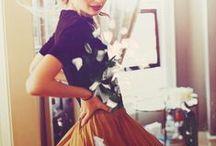 skirts: the longer, the better