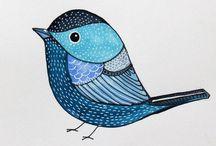 Uccellini / uccellini