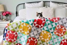I heart quilts / Addicted to quilting? We are too! I love seeing, pinning and sharing the amazing works that so many are making right this moment.