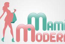 Loja e blog Mamãe Moderna / Loja e blog online, artigos infantis e moda Feminina.