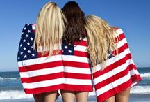 'Murica / All about that US-Of-A / by Kerry Szostak