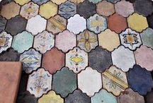 Pieced Together / beauty of mosaics / by Shaunelle Holyoak