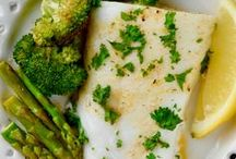 Fish / Delicious recipes with cod, salmon, shrimp, and fish!