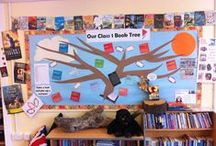 Class Displays / Display ideas for the classroom